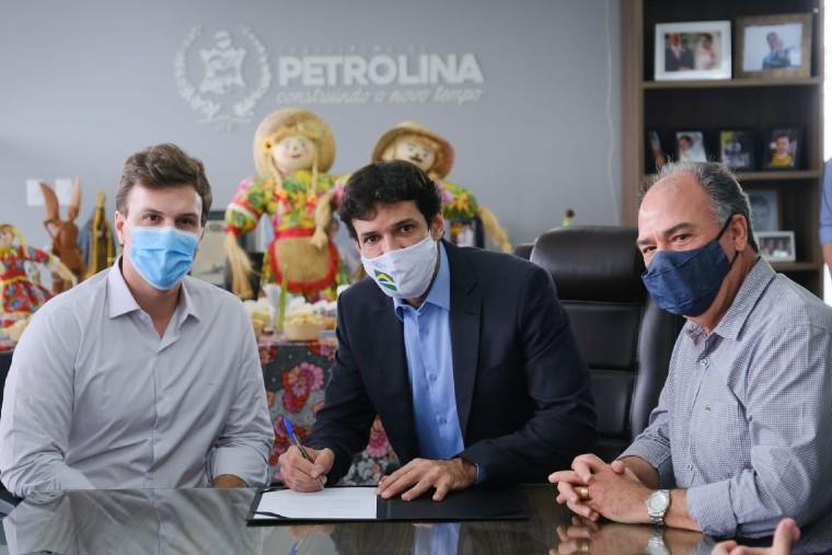 Ministério do Turismo libera mais de R$ 32 milhões para obra em Petrolina (PE)